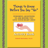 """Things to Know Before You Say, """"Go!"""" – Activity Book"""