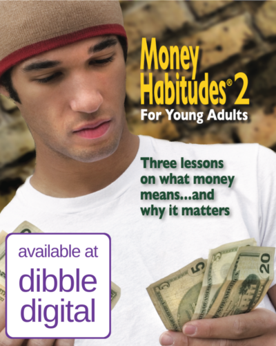 Money Habitudes for Young Adults Digital Cover